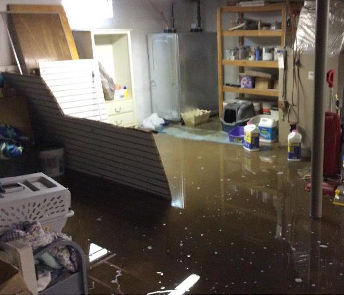Water Damage Precautions With Water Damage